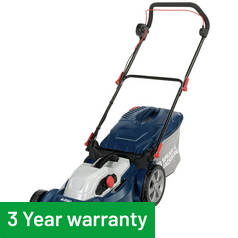 Spear & Jackson 40cm Corded Rotary Lawnmower - 1700W