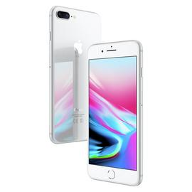 SIM Free iPhone 8 Plus 64GB Mobile Phone - Silver