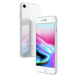 SIM Free iPhone 8 64GB Mobile Phone - Silver