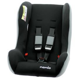 Nania Trio Eco Group 0/1/2 Car Seat - Black