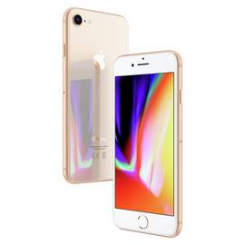 SIM Free iPhone 8 256GB Mobile Phone - Gold