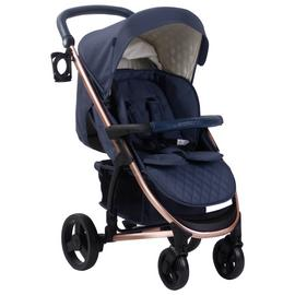 My Babiie Billie Faiers MB200 Pushchair - Rose & Navy