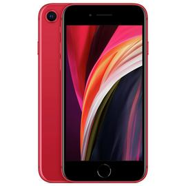SIM Free iPhone SE 64GB Mobile Phone - Product Red