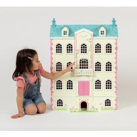 Jupiter Workshops Wooden Majestic Mansion Doll House