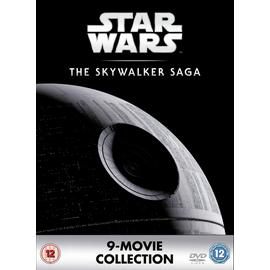 Star Wars: The Skywalker Saga Complete DVD Box Set