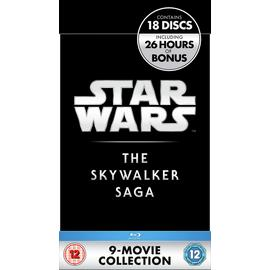 Star Wars: The Skywalker Saga Blu-Ray Complete Collection