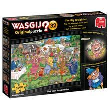 Wasgij Original 32 The Big Weigh In Puzzle