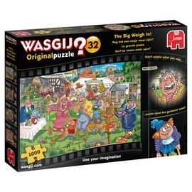 Wasgij Original 32 The Big Weigh In Puzzle
