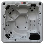 more details on Canadian Spa Company Toronto 44 Jet 6 Person Hot Tub.