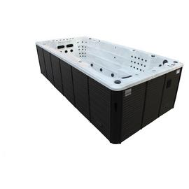 Canadian Spa Company St Lawrence 16ft 71 Jet Swim Hot Tub