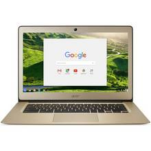 Acer Chromebook 14 Inch Celeron 2GB 32GB Laptop - Gold