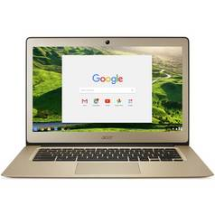 Acer 14 Inch Celeron 2GB 32GB Chromebook - Gold