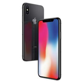 SIM Free iPhone X 256GB Mobile Phone- Space Grey