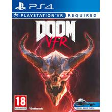 Doom VFR PS4 VR Game