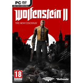 Wolfenstein II: The New Colossus PC Game