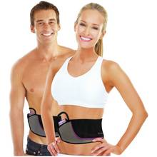 Bodi-Tek Ab Toning, Exercising and Firming Belt - Purple
