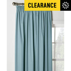 ColourMatch Blackout Pencil Pleat Curtains