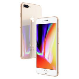 SIM Free iPhone 8 Plus 64GB Mobile Phone - Gold