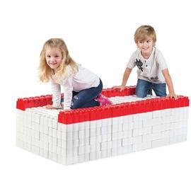 Game Movil Giant Blocks Bed - 192 Pieces
