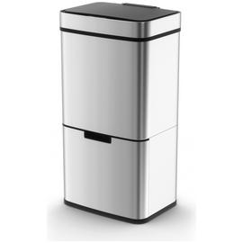 Morphy Richards 75 L Recycle Sensor Bin - Stainless Steel