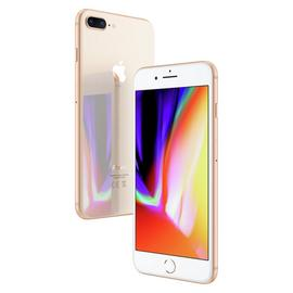 SIM Free iPhone 8 Plus 256GB Mobile Phone - Gold