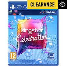 SingStar Celebration - Playlink PS4 Game