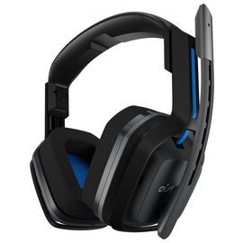 Astro A20 Wireless PS4 Headset - Black & Blue