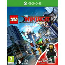 LEGO Ninjago Movie Xbox One Game Mini Figure Edition