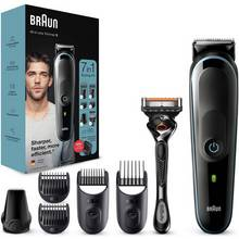 Braun 7in1 Beard Trimmer and Hair Clipper Kit MGK 3045/3245