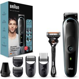 Braun 7-in-1 Beard Trimmer and Hair Clipper MGK3045
