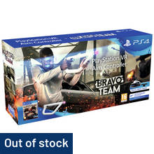 Bravo Team and AIM Controller PSVR Bundle