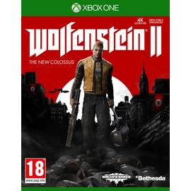 Wolfenstein ll The New Colossus Xbox One Game