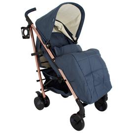 My Babiie Billie Faiers MB51 Stroller - Rose & Navy