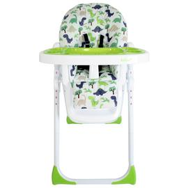 My Babiie MBHC8 Katie Piper Highchair - Dinosaurs