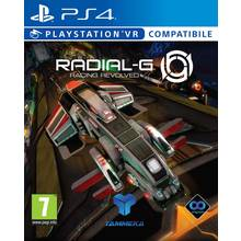 Radial G Racing Revolved PS4 VR Game