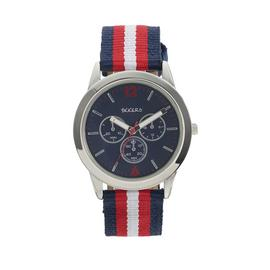 Tikkers Children's Multicoloured Strap Watch