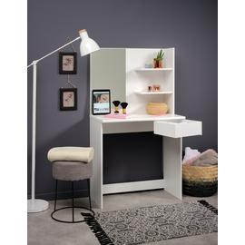 Parisot Dressing Table - White
