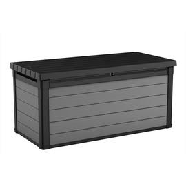 Keter Premier 570L Storage Box - Grey