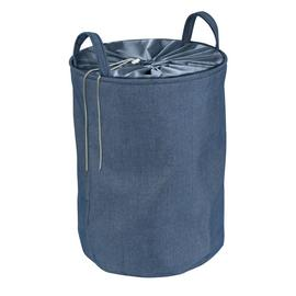 Argos Home Drawstring Laundry Bag - Navy