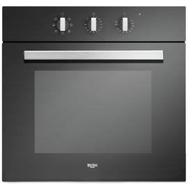 Bush BIBFOBA Built In Single Electric Oven - Black