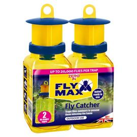 The Buzz STV Fly Catcher - Twin Pack
