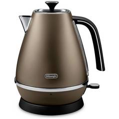 De'Longhi Distinta Kettle - Bronze