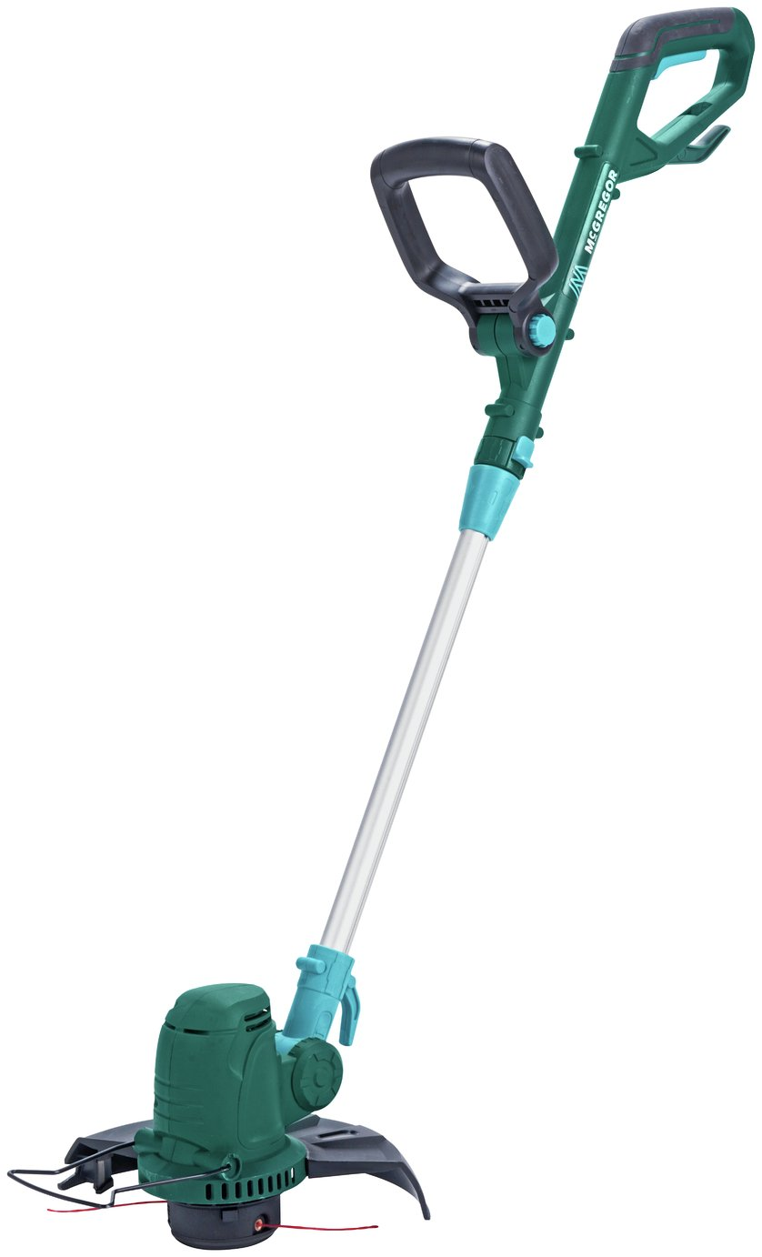 Mcgregor 3 In 1 32cm Corded Grass Trimmer 600w At Argos