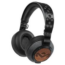 Marley Liberate XL Wireless On-Ear Headphones- Midnight Blue