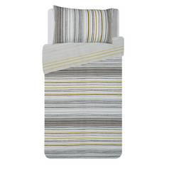 Argos Home Porter Stripe Bedding Set - Single