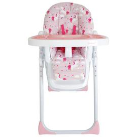 My Babiie MBHC8 Katie Piper Highchair - Unicorns