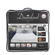 Dreamland Boutique Dual Control Electric Blanket - Kingsize
