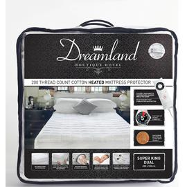 Dreamland Boutique Dual Control Electric Blanket - Superking