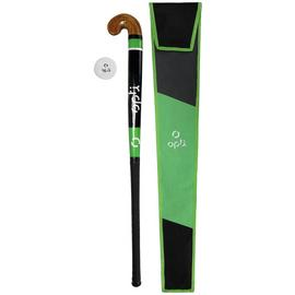 Opti Hockey Stick & Ball Set