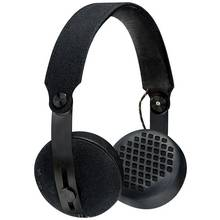 Marley Rise Bluetooth On-Ear Headphones - Black